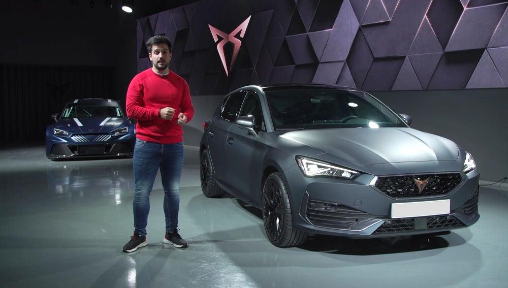 Presentación del nuevo Cupra León