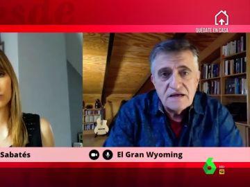 """La reflexión de Wyoming en plena crisis por coronavirus: """"Quizás necesitábamos este golpe para cambiar a una sociedad más equitativa""""."""