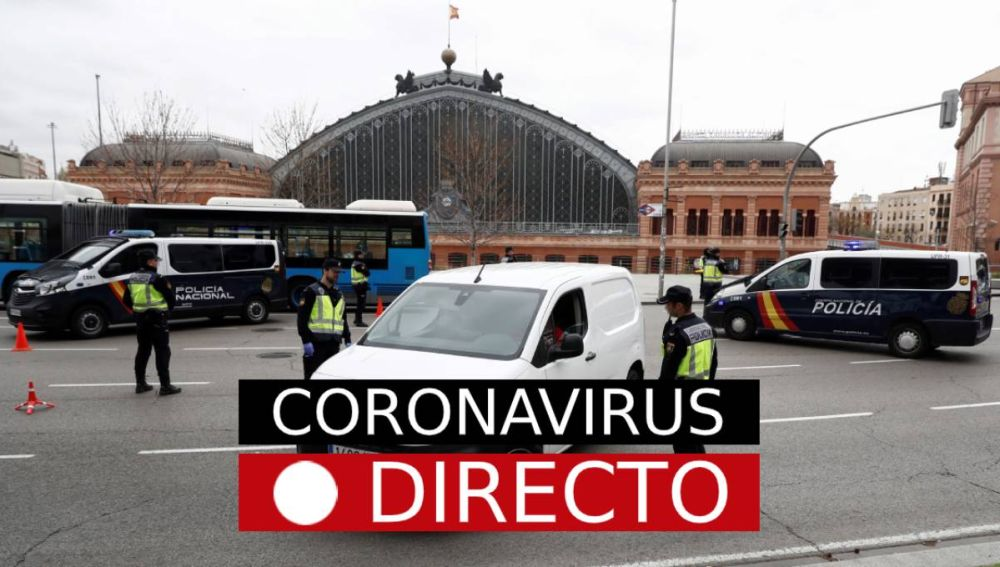 Coronavirus   Última hora en España: Nuevos casos infectados por covid-19, EN DIRECTO
