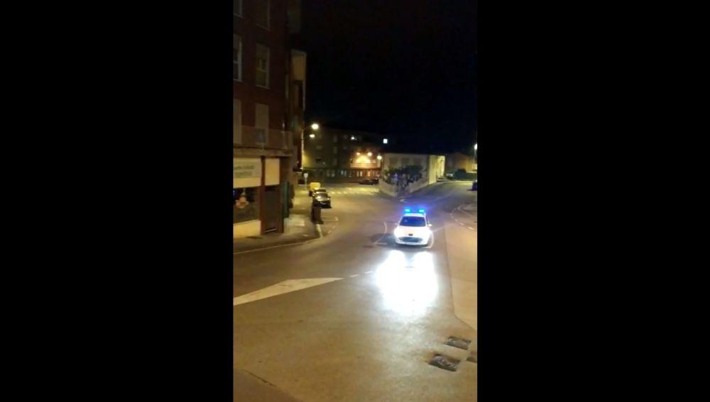 La Policía de Noreña ameniza el confinamiento a los más pequeños