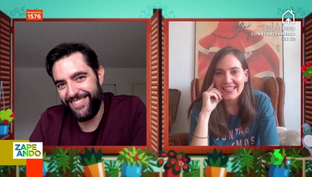 Dani Mateo y Boticaria García