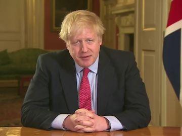 Boris Johnson ordena el confinamiento de los británicos por el coronavirus