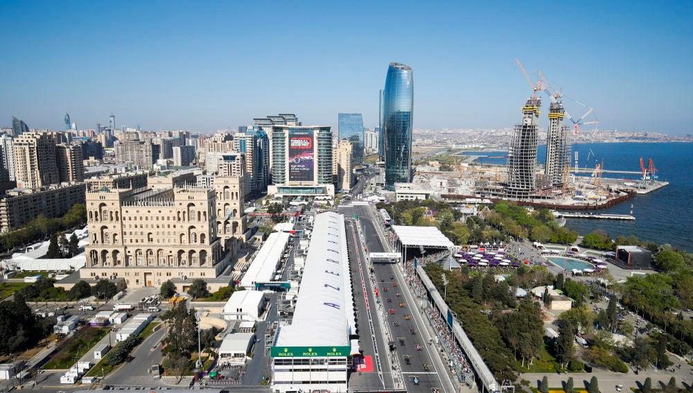 El Gran Premio de Azerbaiyán