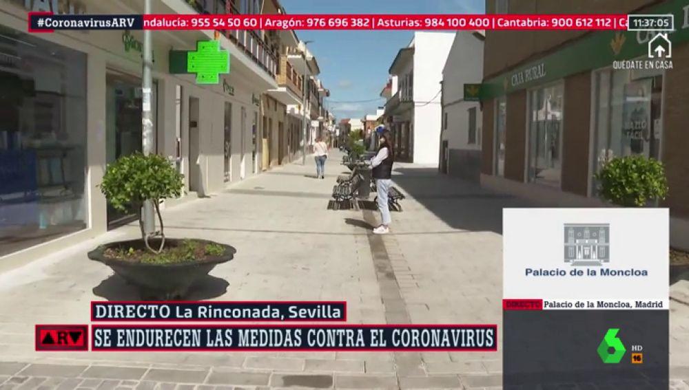Hacer la compra por turnos: la propuesta del Ayuntamiento de La Rinconada (Sevilla) para reducir el riesgo de contagio