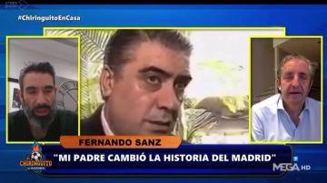 Emocionante: Fernando Sanz cuenta la anécdota más madridista de su padre