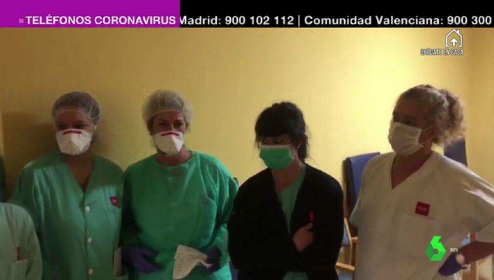"""Las residencias piden ayuda ante la crisis del coronavirus: """"Trabajamos con la mitad de personal. Han caído todos los compañeros"""""""