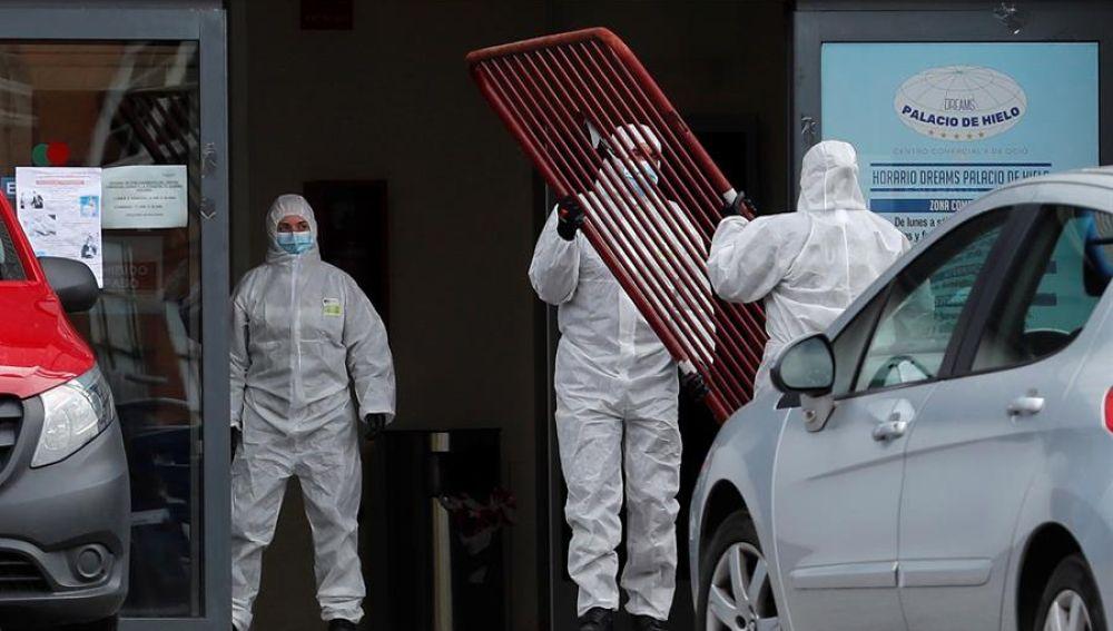 España y el coronavirus: 47.610 personas infectadas, 3.434 muertos y 5.367 altas