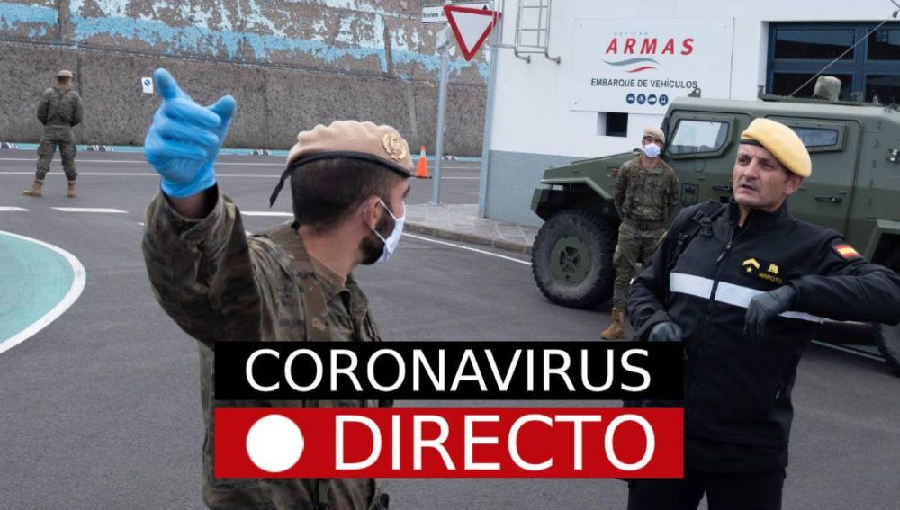 Coronavirus | Noticias de última hora de España e Italia y los casos de infectados, EN DIRECTO