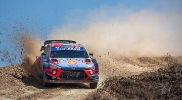 Mexico fue el tercer rally de la temporada 2020