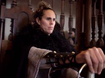 La divertida transformación de Amaya Valdemoro en el castillo de Juego de Tronos