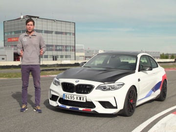 Prueba BMW M2 Competition Performance