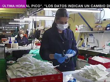 De fabricar calzado a equipos sanitarios: la alternativa de una empresa de 180 trabajadores para no cerrar por el coronavirus