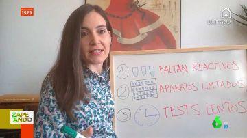 Test PCR y test rápido: te explicamos cómo funcionan y en qué se diferencian estas pruebas para detectar el coronavirus