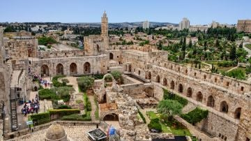 Jerusalén, Torre de David