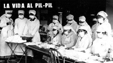 Pandemia de 1918
