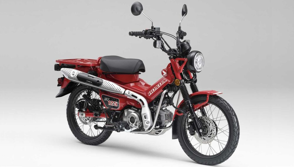 Honda CT125 Hunter
