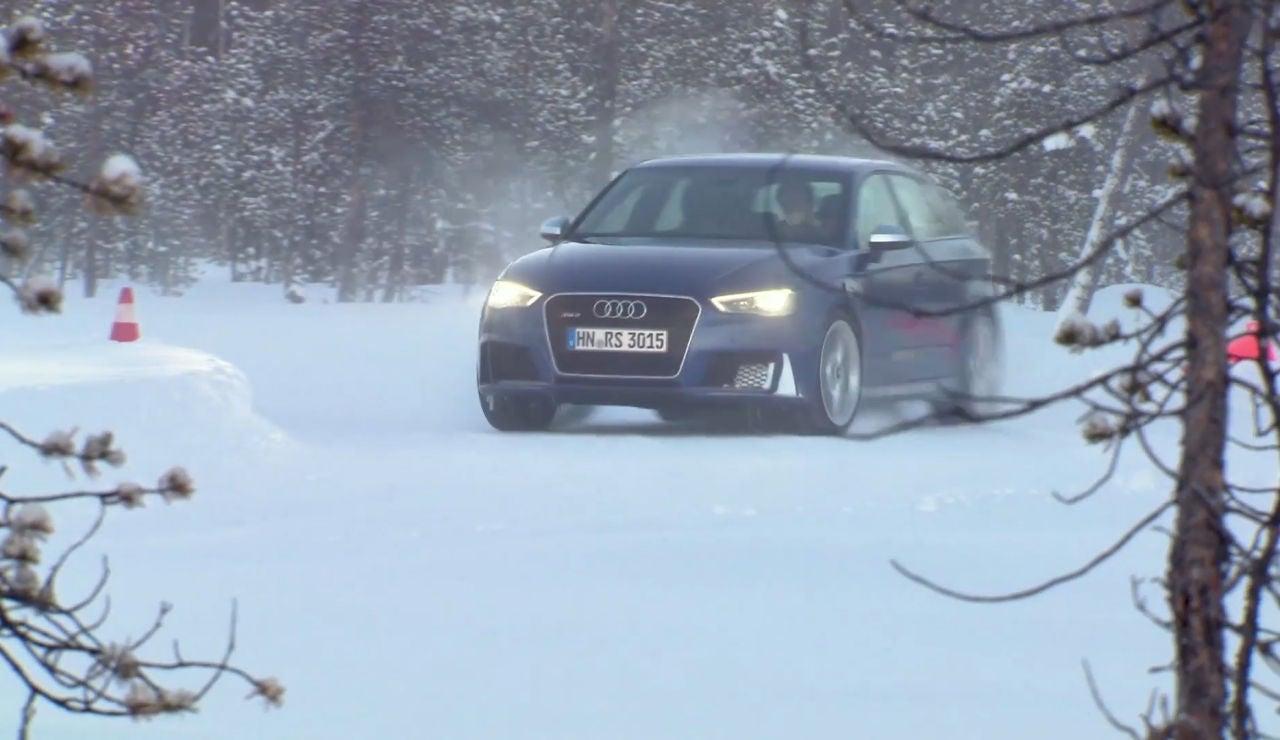 Tracción Quattro de Audi