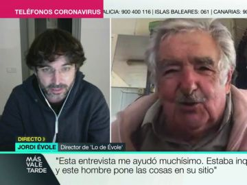 Desde la reflexión de Mujica hasta las confesiones más íntimas de David Broncano: vivencias de un confinamiento en 'Lo de Évole'