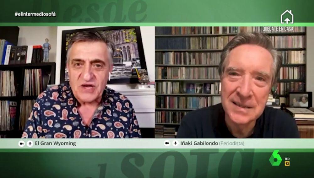 """El análisis político de Iñaki Gabilondo sobre el futuro sin coronavirus: """"Lo que piensan los chicos de 15 años puede cambiar paradigmas"""""""