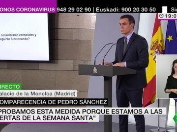 ¿En qué consiste el permiso retributivo recuperable que ha anunciado Sánchez y a qué trabajadores afecta?