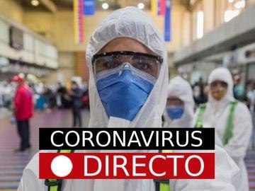 La ultima hora del coronavirus, en directo en laSexta.com