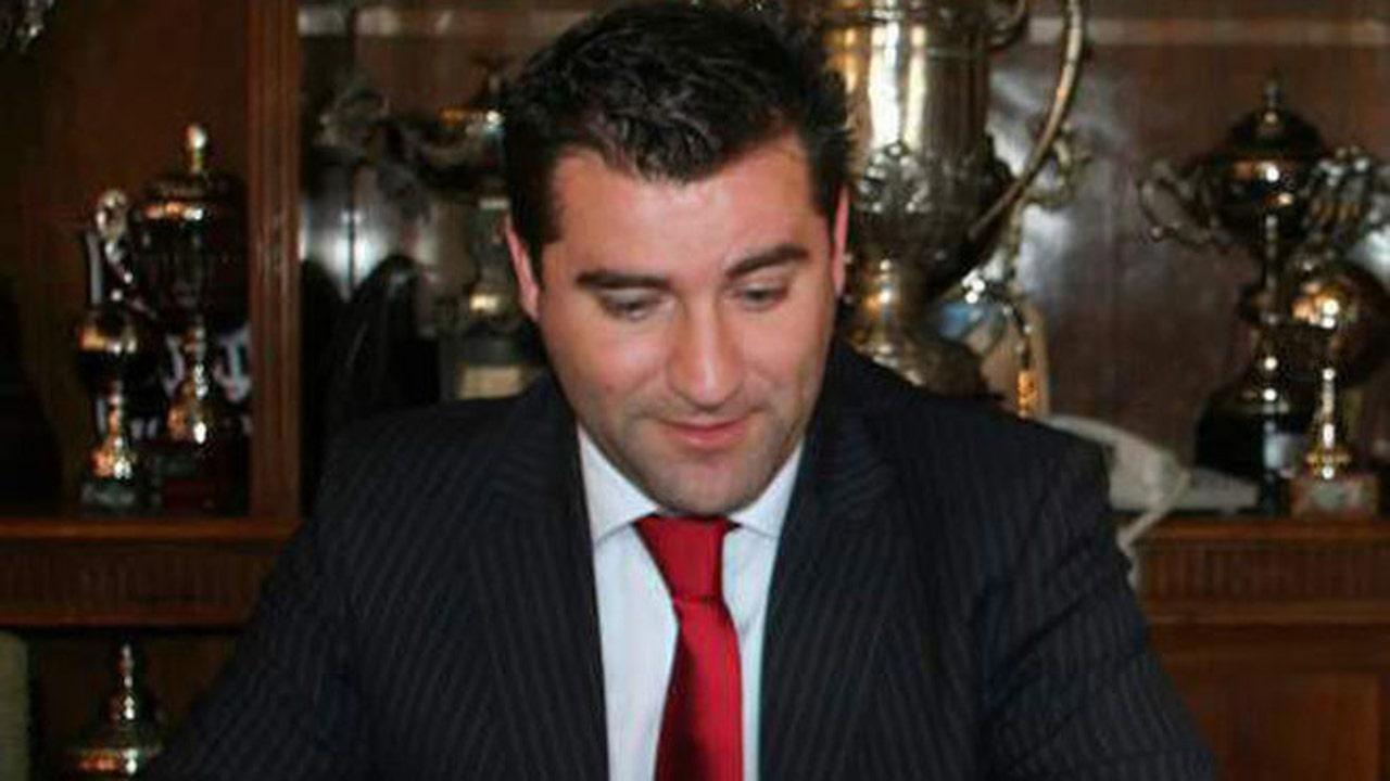 Paco Sanz, en una imagen de archivo