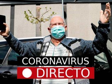Coronavirus en España: Nuevos casos y noticias de hoy, última hora en directo