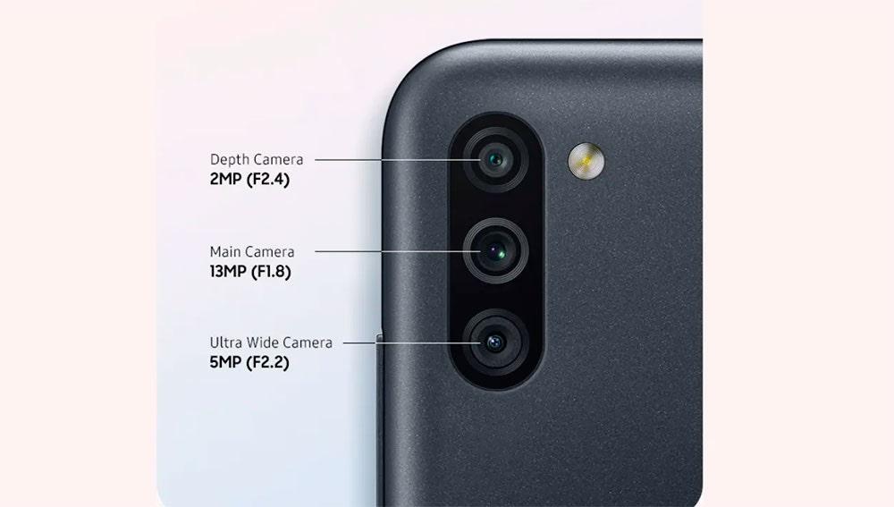 Las cámaras del Samsung Galaxy M11