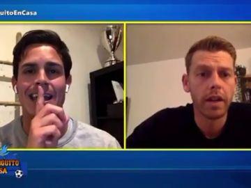 """Edu Aguirre habla de un complot en el Barça: """"Messi, Xavi y Puyol quieren cargarse a Bartomeu"""""""