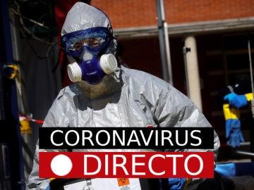 Directo: Coronavirus en España, últimas noticias de los muertos, ayudas y nuevos casos