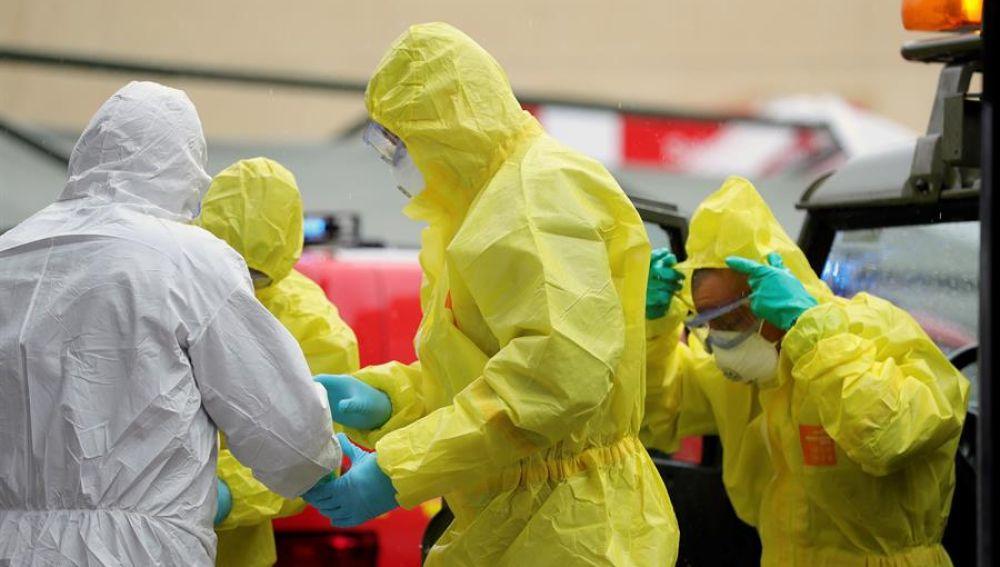 Día negro para España: 849 muertos por coronavirus en un solo día