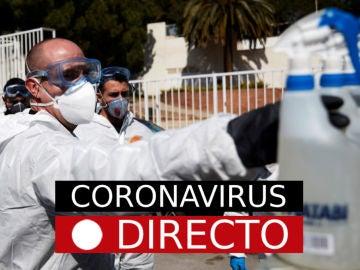 Coronavirus España: Datos y nuevos casos, noticias de última hora en directo