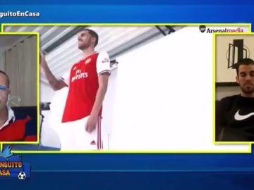 """Entrevista a Dani Ceballos en 'El Chiringuito': """"En Sevilla solo podría jugar en el Betis"""""""