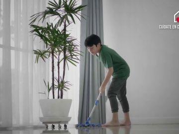 VIDEO SOLO Cómo limpiar y desinfectar en casa contra el coronavirus