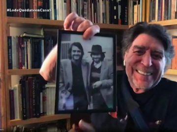 """El recuerdo de Sabina a su amigo Luis Eduardo Aute después de que el coronavirus se lo robara en abril: """"Era un artista químicamente puro"""""""
