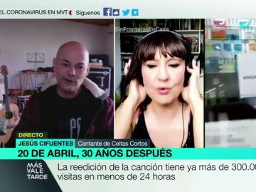 Celtas Cortos reedita su éxito '20 de abril' con múltiples artistas para donar las ganancias en plena pandemia