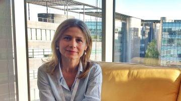 La directora de la Agencia Española de Medicamentos y Productos Sanitarios, María Jesús Lamas Díaz