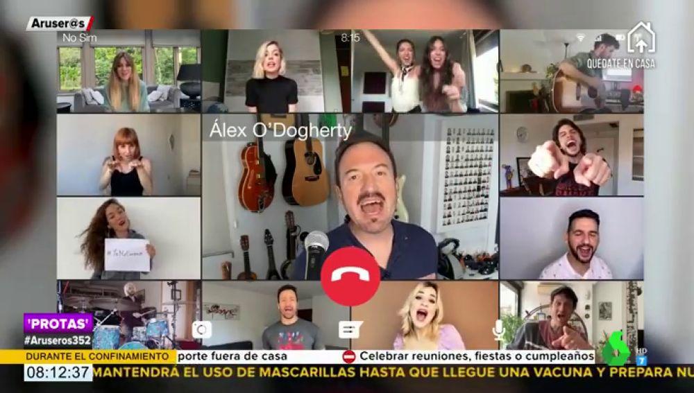 Música contra el coronavirus: 'Quiero abrazarte, cuando todo acabe', la nueva banda sonora de la iniciativa #yomecorono