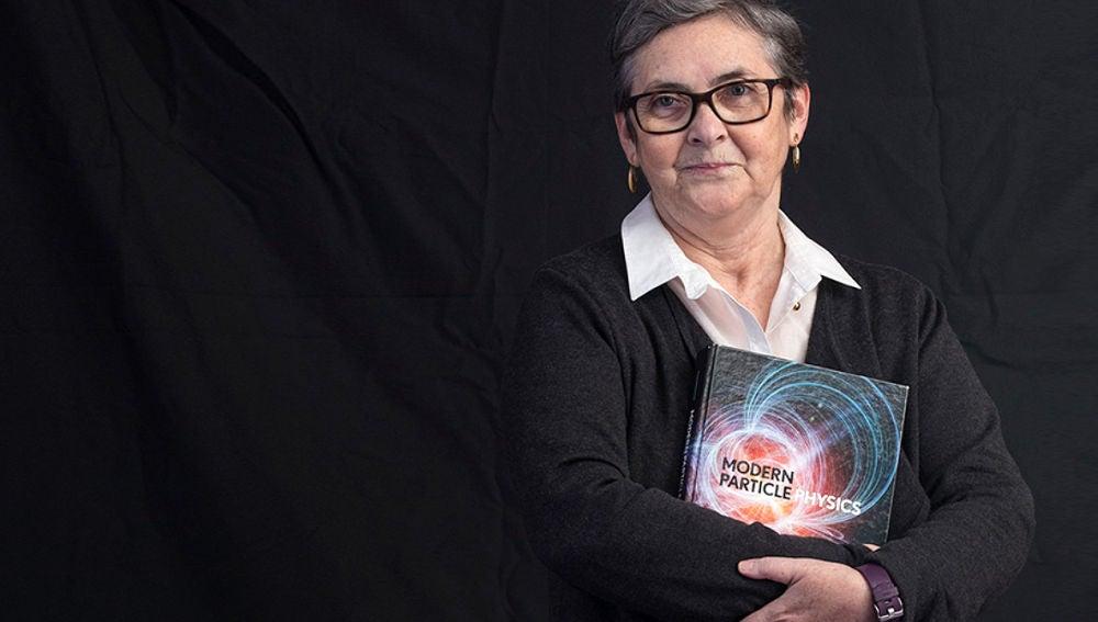 Muere Teresa Rodrigo experta mundial en fisica de particulas que participo en el descubrimiento del boson de Higgs
