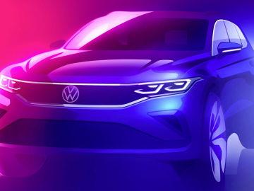VW Tiguan Teaser
