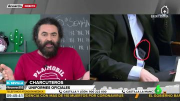 El Sevilla y la chaqueta de Zara de Pablo Iglesias