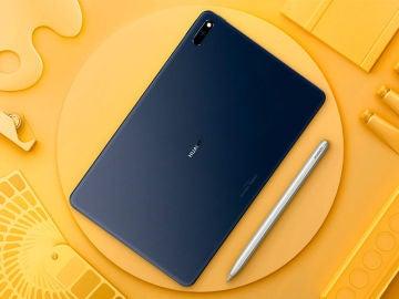 Nueva HuaweiPad negra