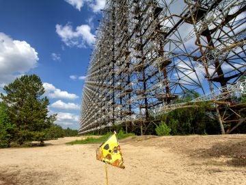 La 'original' idea de hacerse fotos para Instagram en Chernóbil