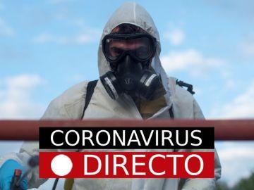Minuto a minuto del coronavirus en España