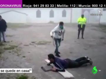 Castigan con latigazos a los que se saltan el confinamiento en zonas indígenas de Colombia