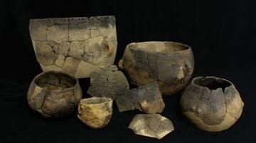Cerámicas prehistóricas