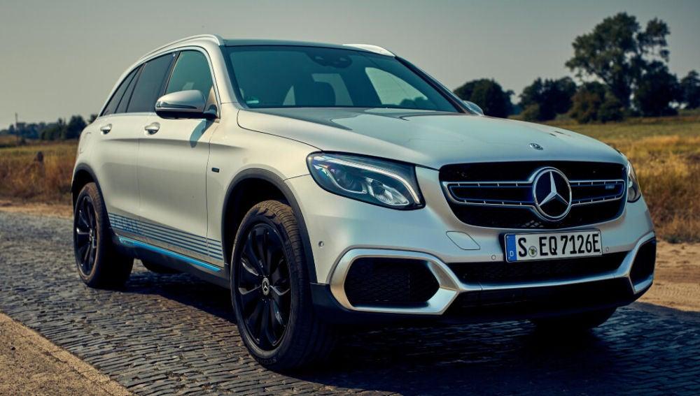 Mercedes GLC F CELL