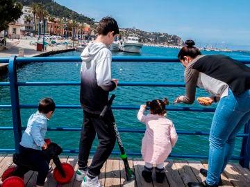 Las franjas horarias para el desconfinamiento del coronavirus en Baleares