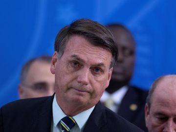 Jair Bolsonaro sigue sin aprobar medidas de confinamiento por coronavirus