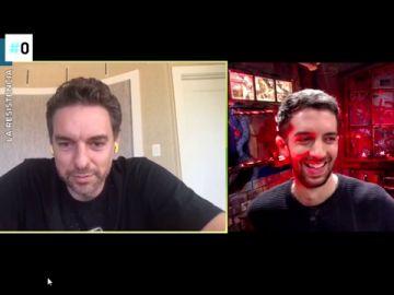 El sorprendente final de la entrevista de David Broncano a Pau Gasol